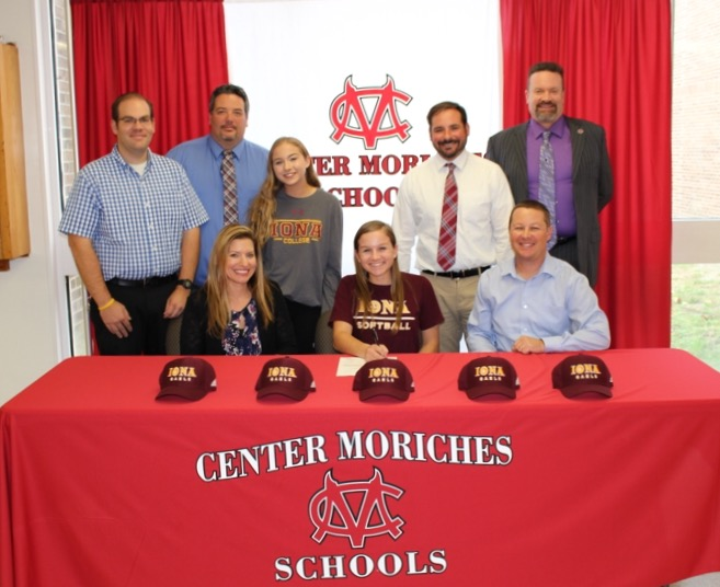 Kayla Hujber Commits to Iona College