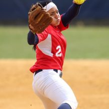 Toni Marie Valeriano (Express 2014) Earns All-East Coast Conference Recognition