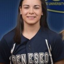 Danni Napoli (Express 2015) Has Monster Rookie Season at SUNY Geneseo