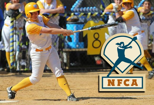 Kat Zabielski (Express 2012) Earns NFCA First Team All-American Status!!