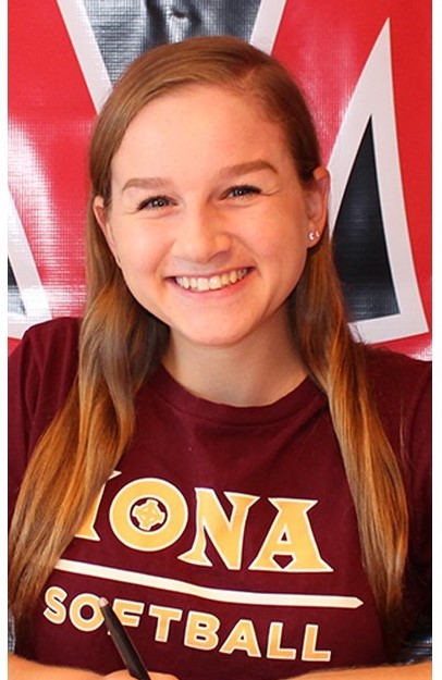 Iona College announces four newcomers (Kayla Hujber Express 2017)